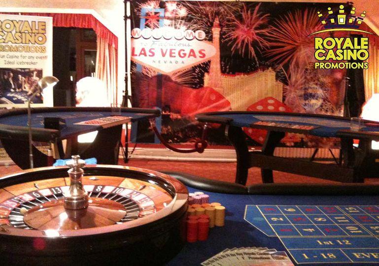 Royale Casino - Casino Hire