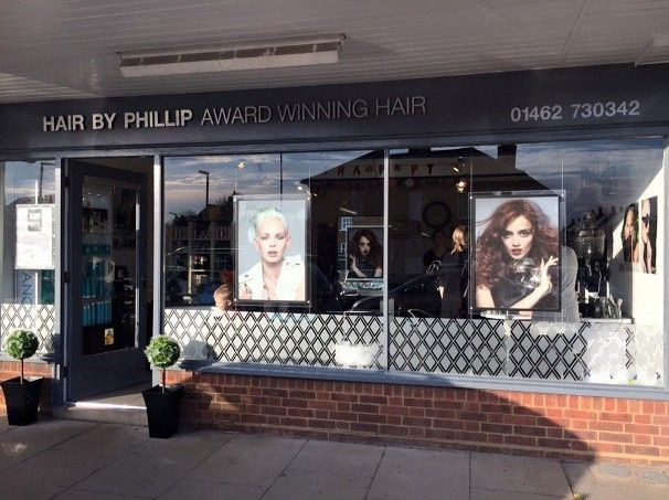 Hair by Phillip Shop Front