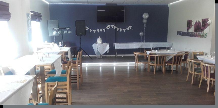 Cleckheaton Cricket Club Function Room