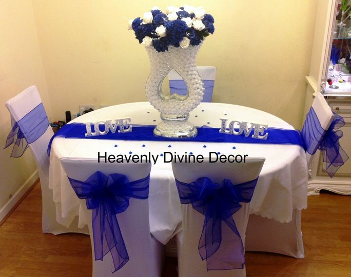Wedding reception decor 1