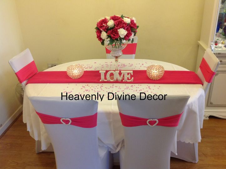 Wedding reception decor 4