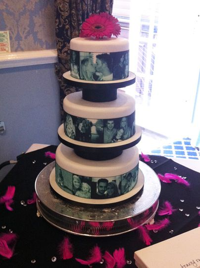 wedding cakes doncaster area pearl drop wedding cake from amanda s cakes photos 24215
