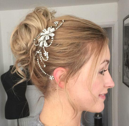 La belle clinique bride bride hair trial junglespirit Images
