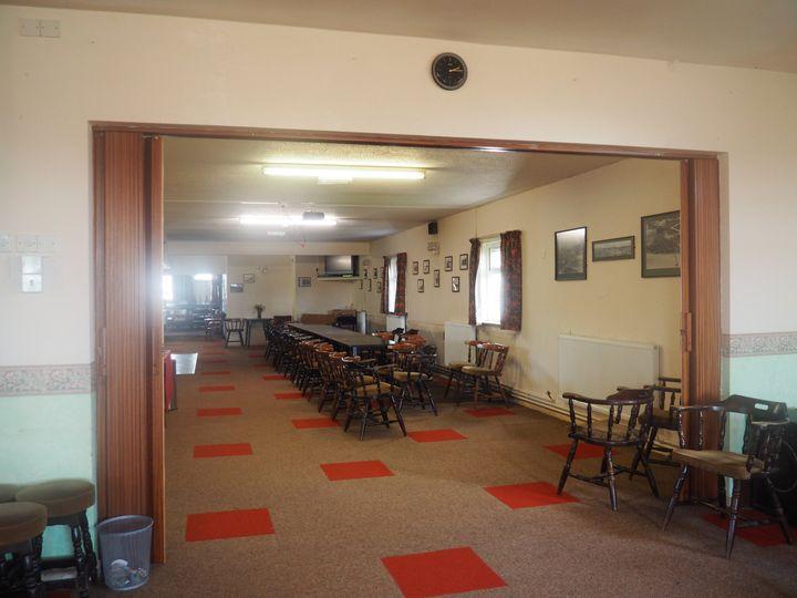 Quiet area for non-dancers