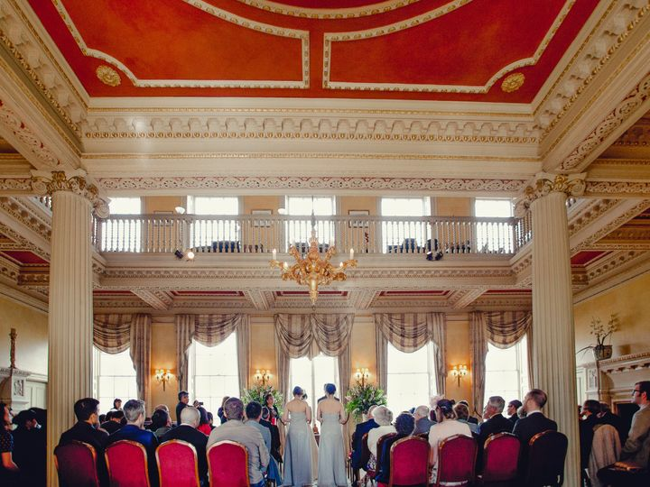 Civil Ceremony in Main Hall
