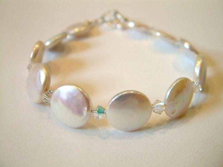 'Alaska' Freshwater Pearl Bracelet
