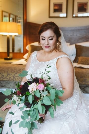 Bridal bouquet Moray