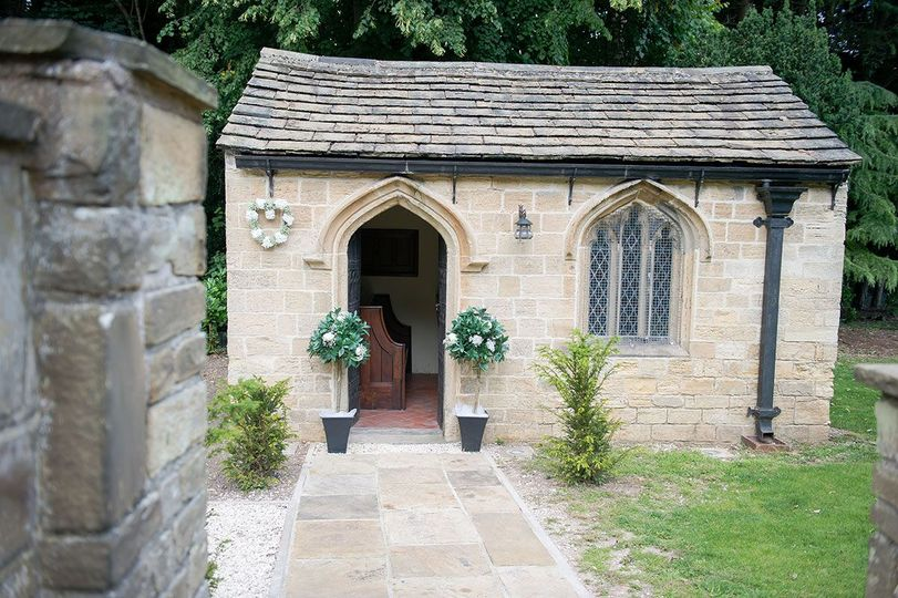 Chapel available for blessings