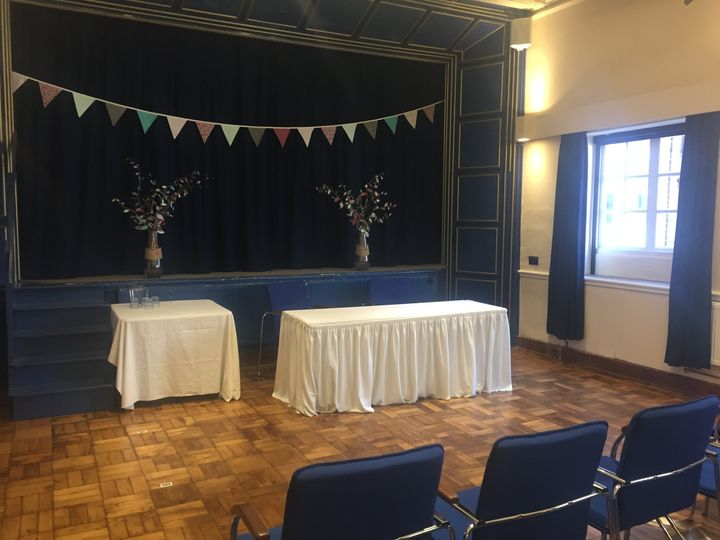 Malt Hall Theatre Ceremony