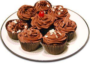 Chocoalte cupcakes