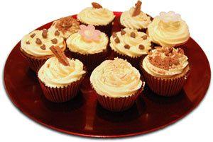 Delectable cupcakes