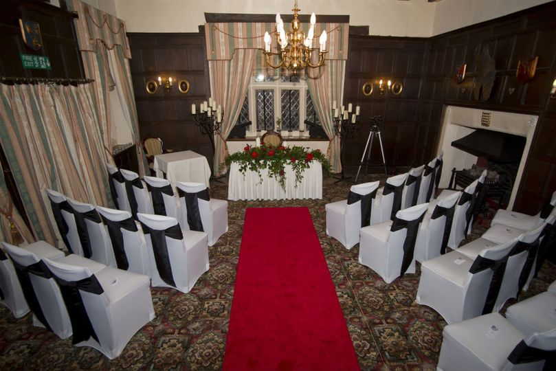 Albright Hussey Manor Hotel