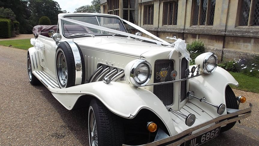 Beauford Open Top