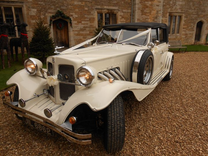 Warkton Wedding Cars