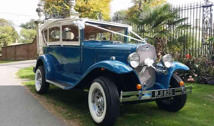 Warkton Wedding Cars