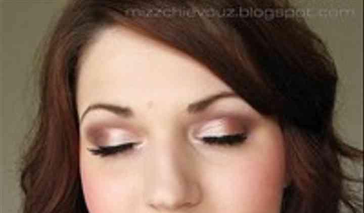 Nichola Gould Wedding Makeup
