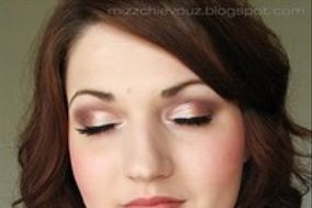 Nichola Gould Wedding Makeup