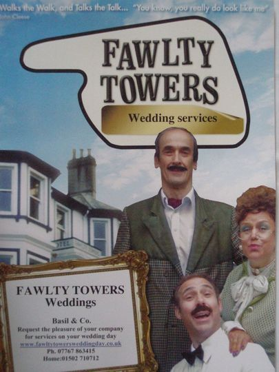 Team Fawlty Towers