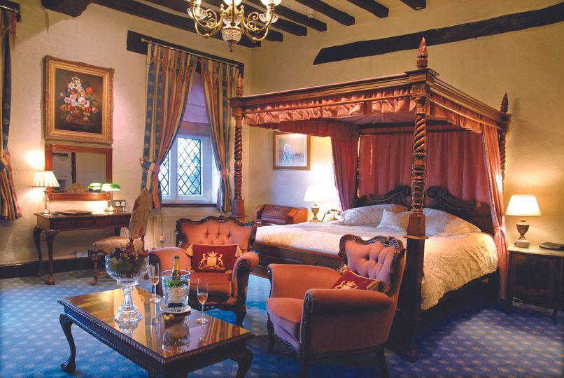 Historic Honeymoon suite