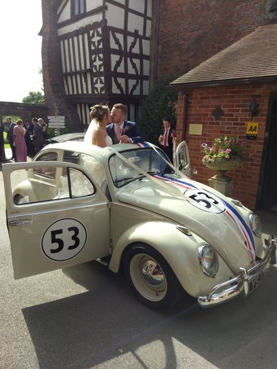 Hire Herbie for your Car