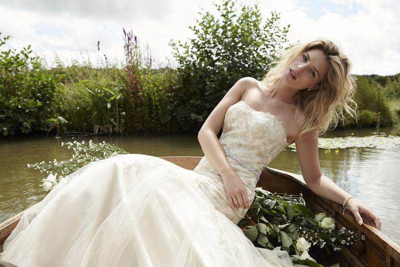 Opulence wedding dress