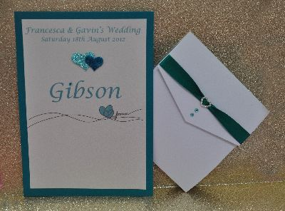 Invitations, Table Names, Plan