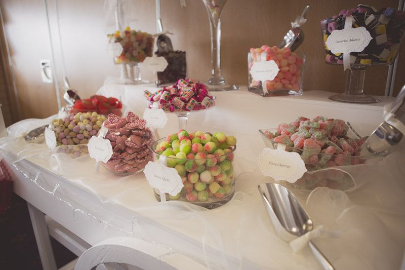 Wedding sweets