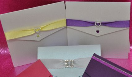 Busy Bee Events - Invitations