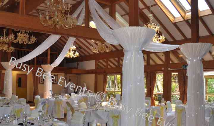 Busy Bee Events - Wedding Planning