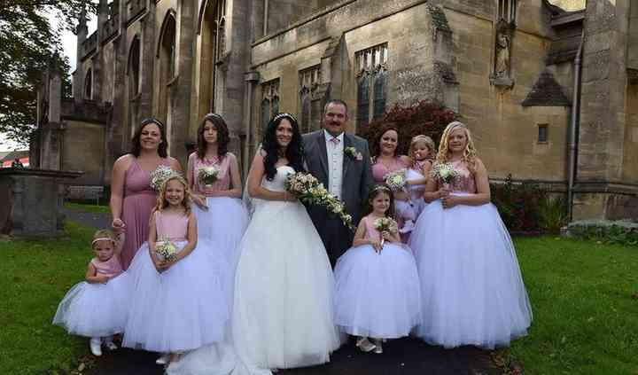 Bridesmaid Dresses by Sharon