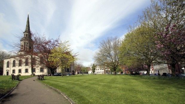 St Pauls Square and The Club