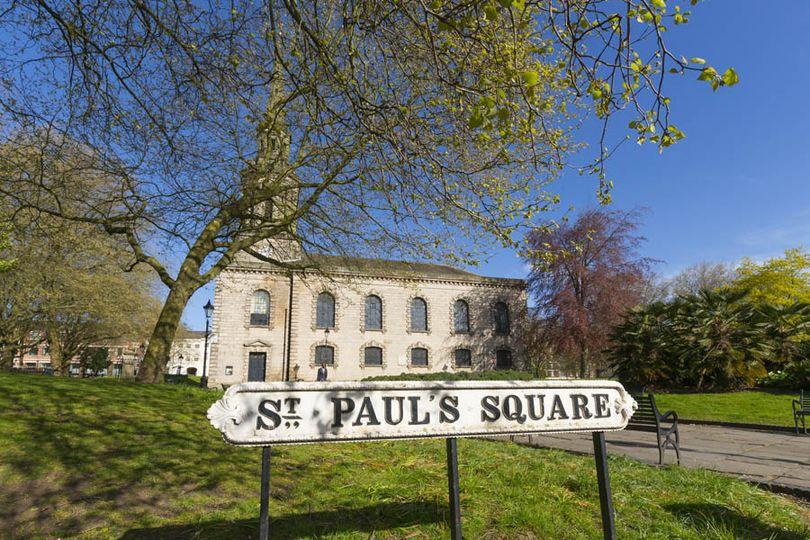 St Pauls Gardens