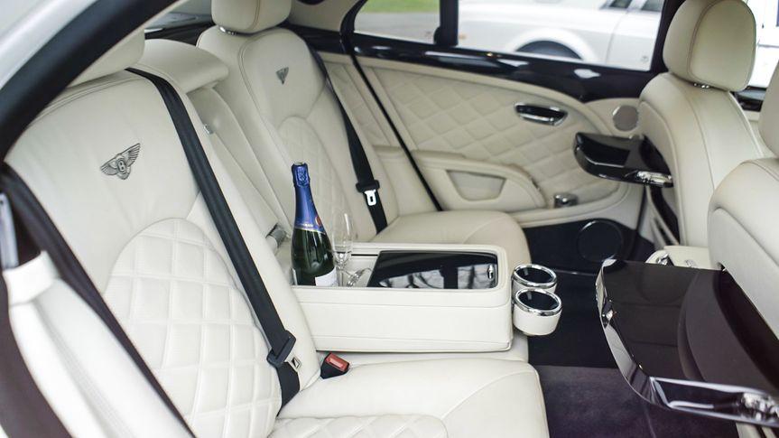 Bentley hire bradford