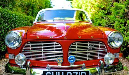 Molly The Vintage Volvo