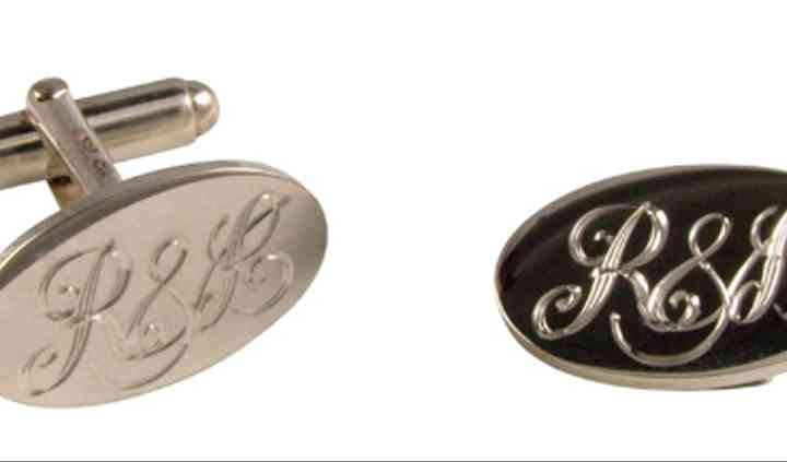 Personalized cufflinks