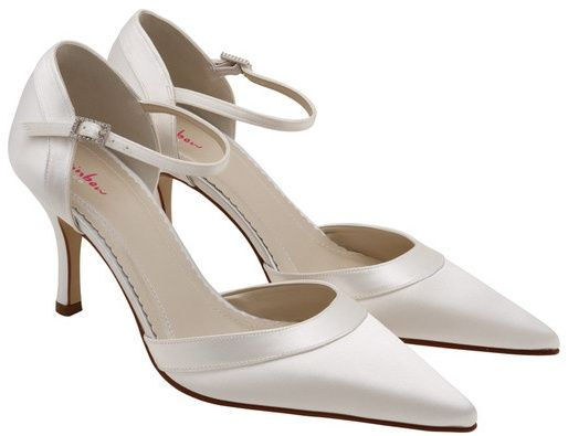 Clover bridal shoes