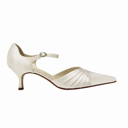 Darcy bridal shoes