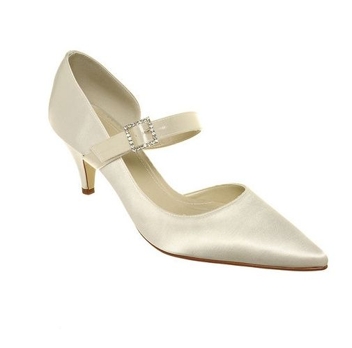 Erin bridal shoes