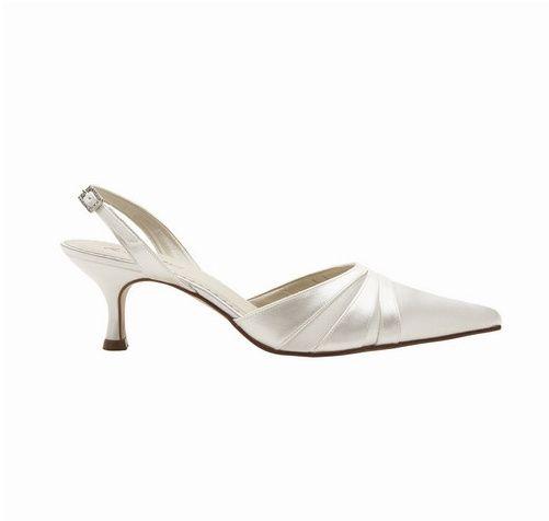Yasmin bridal shoes