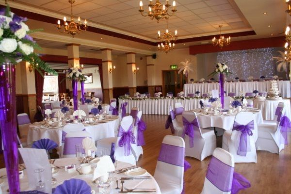 Alexandra Suite Purple