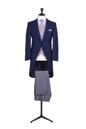 33d4b77b996e08 Tweed vintage suit hire Slim fit tails hire