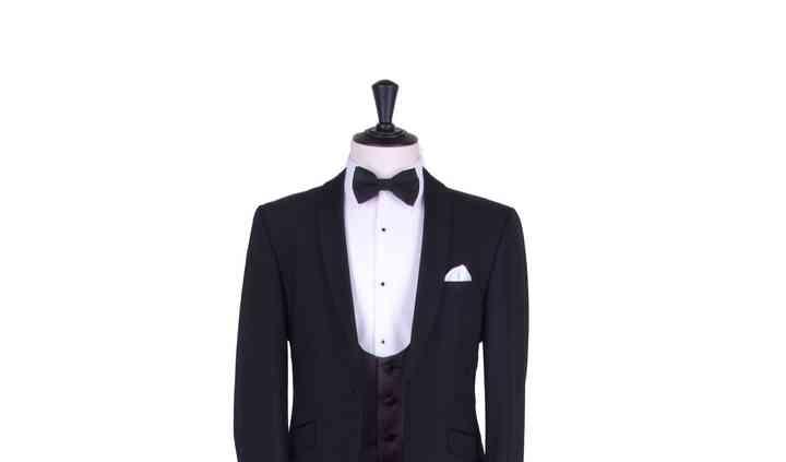 Slim fit tuxedo hire