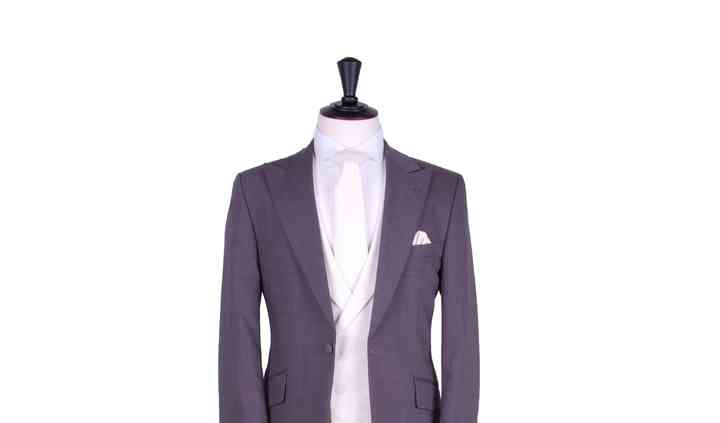 Grey light weight lounge suit