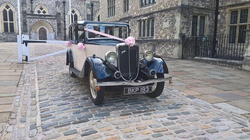 1935 vintage Jowett
