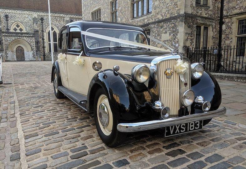 1948 vintage Rover
