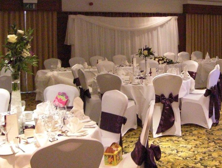 Full venue decoration