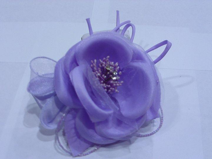 Fascinator flower