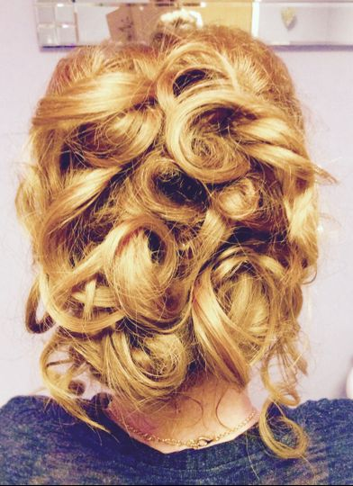 Trial hair styling