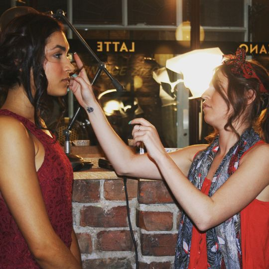 Event Hair & Make Up Styling