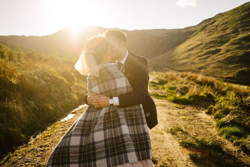 Romantic Scottish views